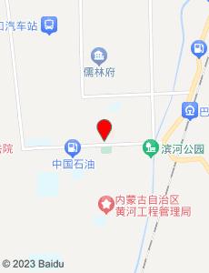 磴口旅游地图