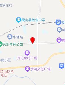 稷山旅游地图