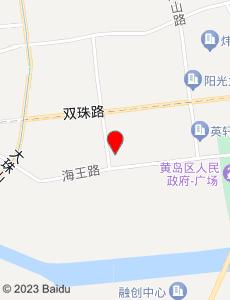 胶南旅游地图