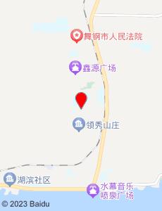 舞钢旅游地图