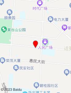 迁安旅游地图
