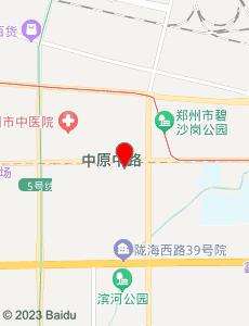 郑州旅游地图