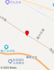 郫县旅游地图