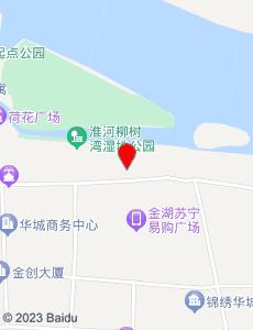金湖旅游地图