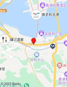 香港旅游地图