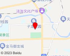 丰城旅游地图