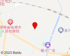 临湘旅游地图