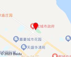宜城旅游地图