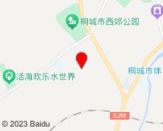 桐城旅游地图