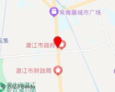 潜江旅游地图