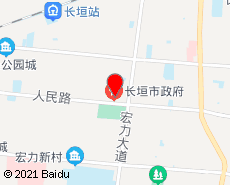 长垣旅游地图