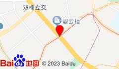 成都天邑华庭酒店地图