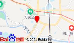 成都嘉好悦美酒店地图