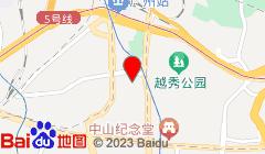 广州中国大酒店地图