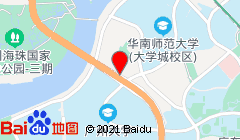 大学城新世纪公寓地图