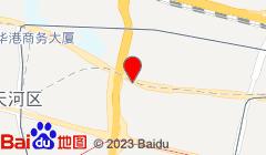 广东金宝莱酒店(广州)地图