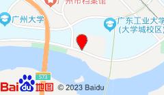 广州大学城北亭爱情公寓v地图