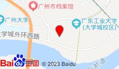 广州大学城星楼公寓地图