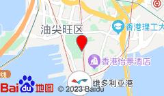 香港九龙香格里拉大酒店地图