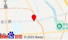 杭州伊美大酒店地图