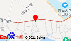 青岛丽晶大酒店地图