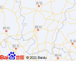 赣州电子地图