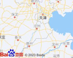 沧州电子地图