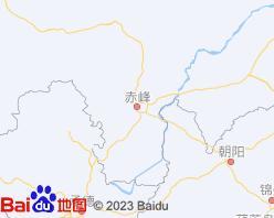 赤峰电子地图