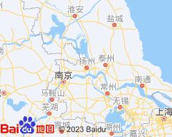 扬州电子地图