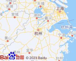 杭州电子地图