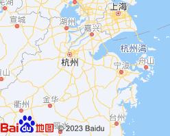 绍兴电子地图