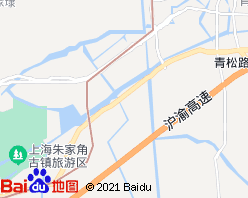 青浦电子地图