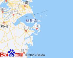 舟山电子地图