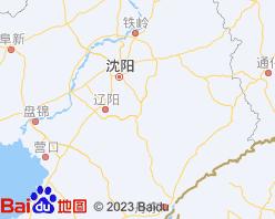本溪電子地圖