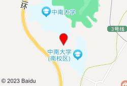 易夜连锁酒店(长沙中南大学店)地图