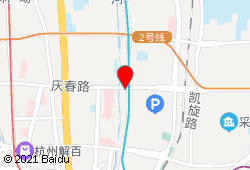 杭州五洋宾馆地图