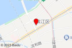 且客酒店式公寓(杭州星光大道店)地图
