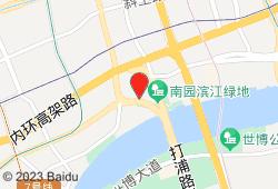 上海绿地万豪酒店地图