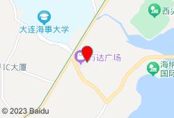 港湾酒店式公寓(大连万达广场店)地图
