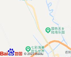 温江电子地图