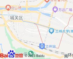 城关电子地图