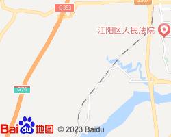江阳电子地图