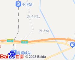 青铜峡电子地图