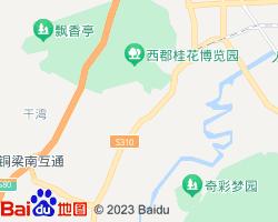 铜梁电子地图
