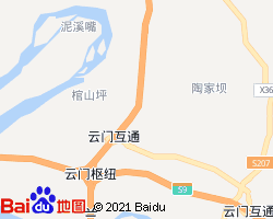 合川电子地图