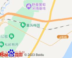 江北电子地图