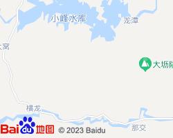 防城电子地图