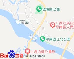贵港平南县电子地图