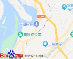 西陵电子地图