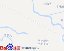 岳阳华容县电子地图